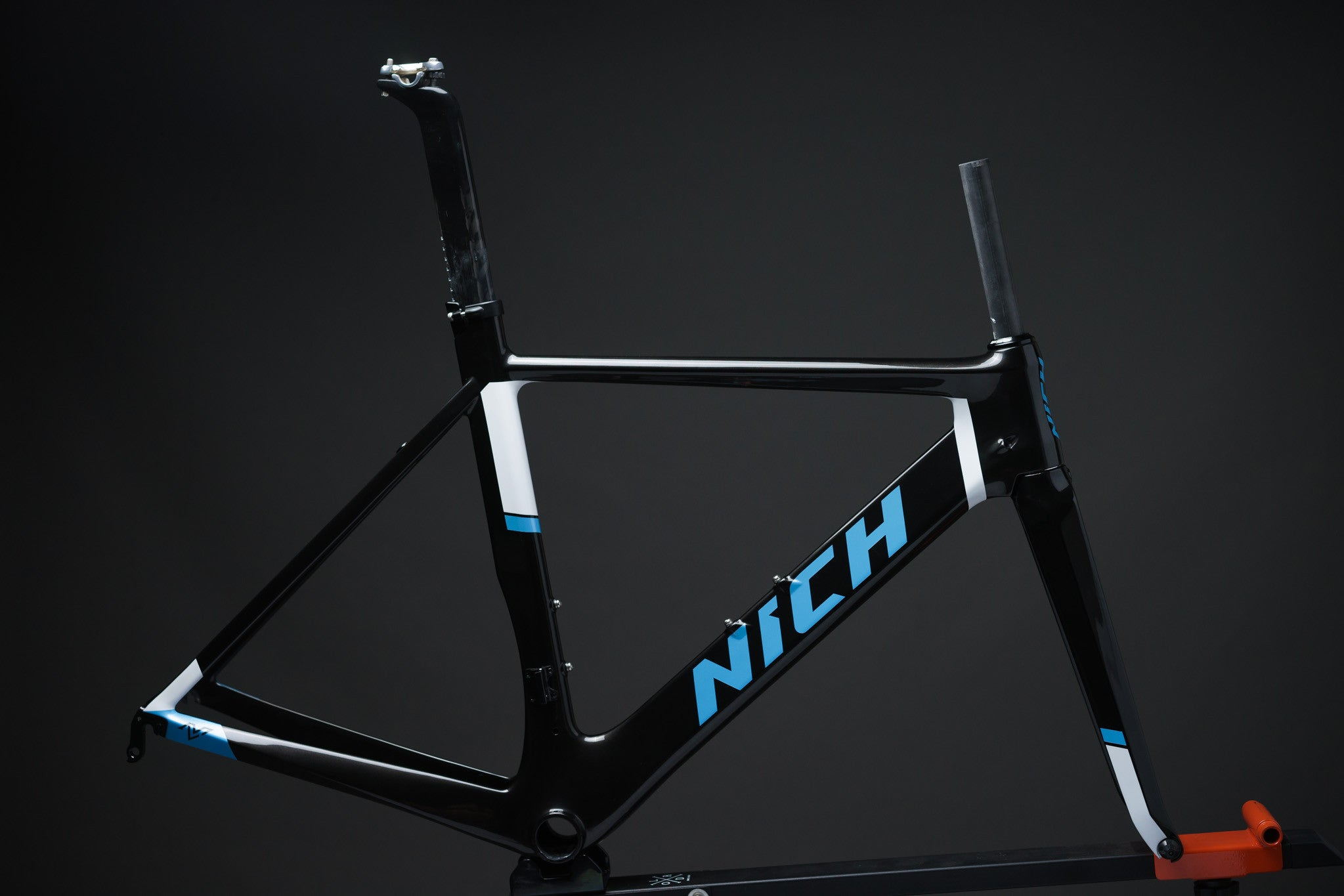 Nich Legend3 2017 bike blue