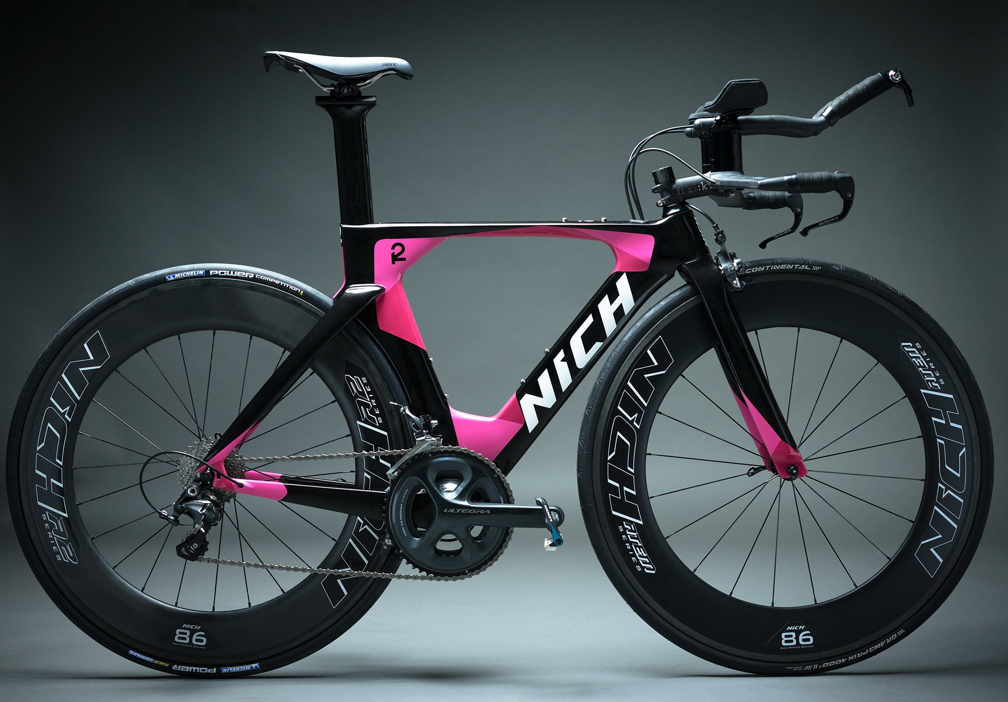 NICH Reborn Time Trial Bike frameset