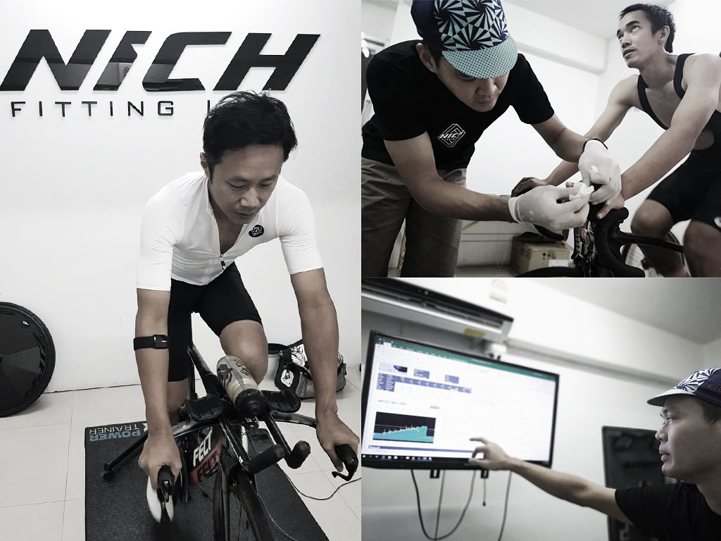 Nich Coaching, Lactate Test