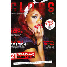 Gloss Magazine Gold Serum & Shampoo
