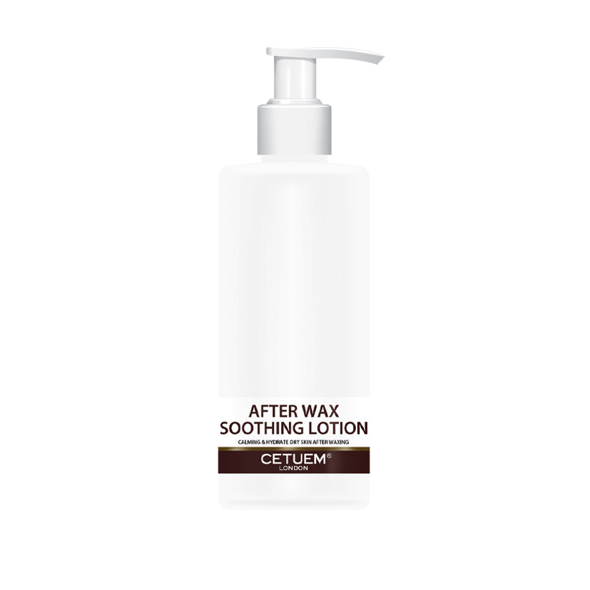 After Wax Soothing Lotion - Cetuem
