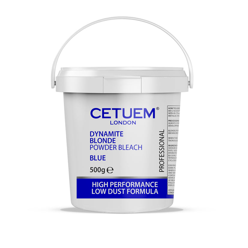 Dynamite Bleach Blonde Blue - Cetuem