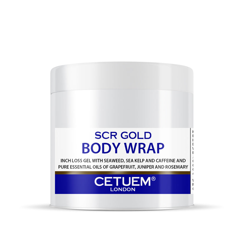 Seaweed Body Wrap Gel - Cetuem