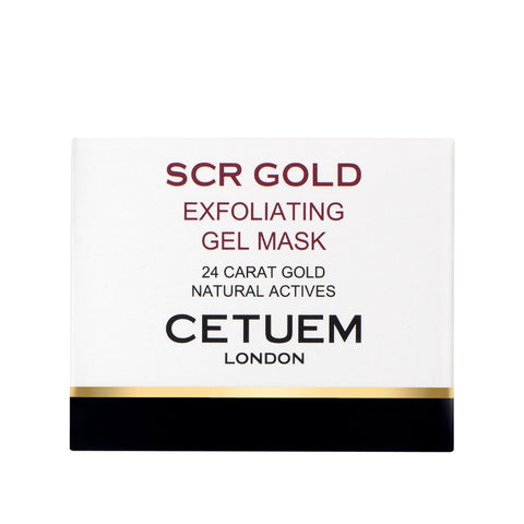 SCR Gold Intensive Serum - Skin Cell Regenerator with Hyaluronic Acid
