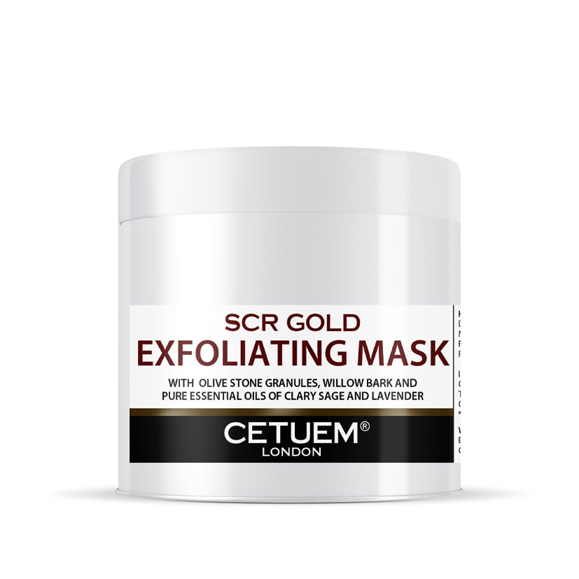 Exfoliating Gel Mask - Cetuem