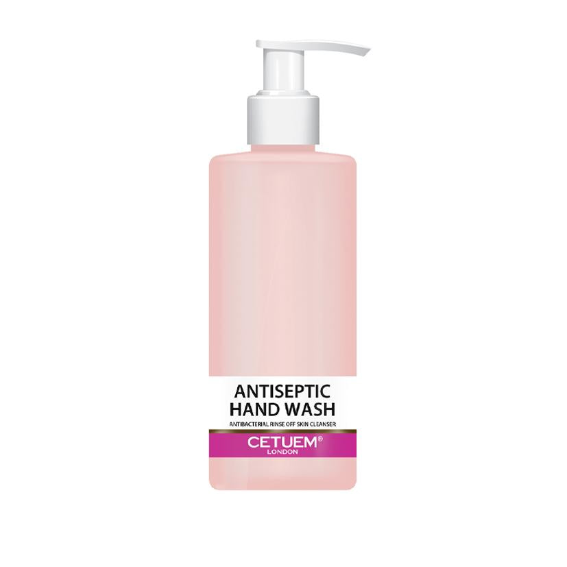 Antiseptic Antibacterial Hand Wash (Rinse off) - Cetuem