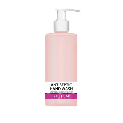 Antiseptic Antibacterial Hand Wash (Rinse off)
