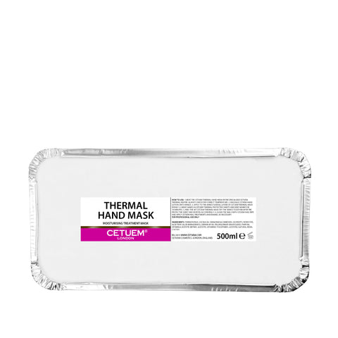 Thermal Hand Mask Trays