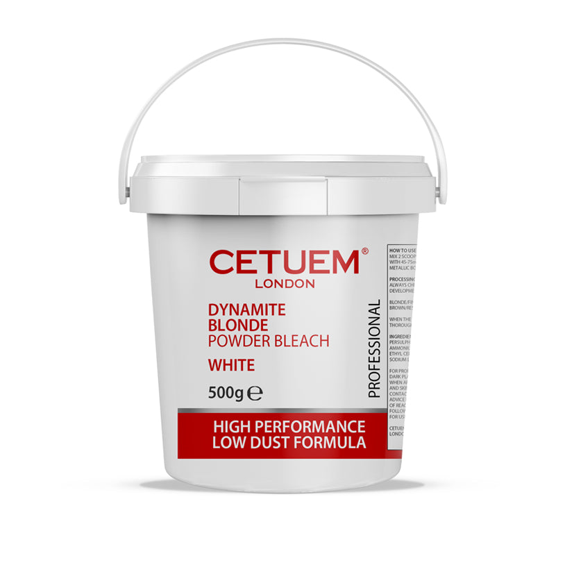 Dynamite Bleach Blonde White - Cetuem