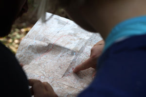 A Guide to Map Reading and Navigation