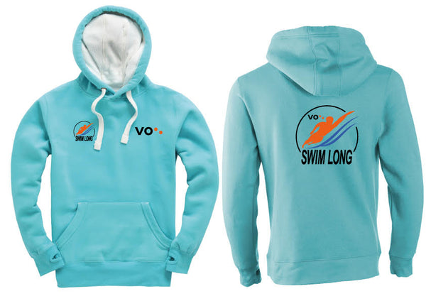 Swim Long  Delux  Hoody.