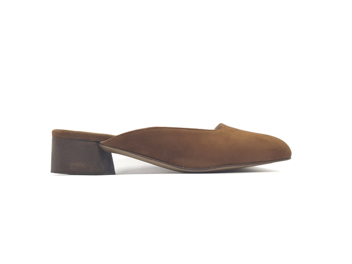Lane, Tan Suede