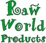 raw world products