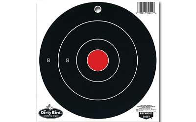 Birchwood Casey Dirty Bird Round Bullseye Target 48-6""