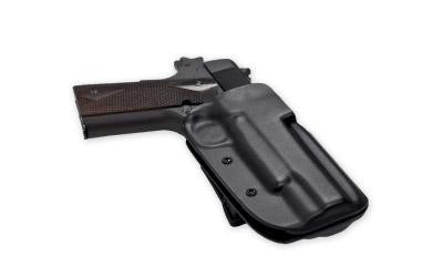 "Blade Tech OWB 1911 5"" with rail Black Rh Asr"