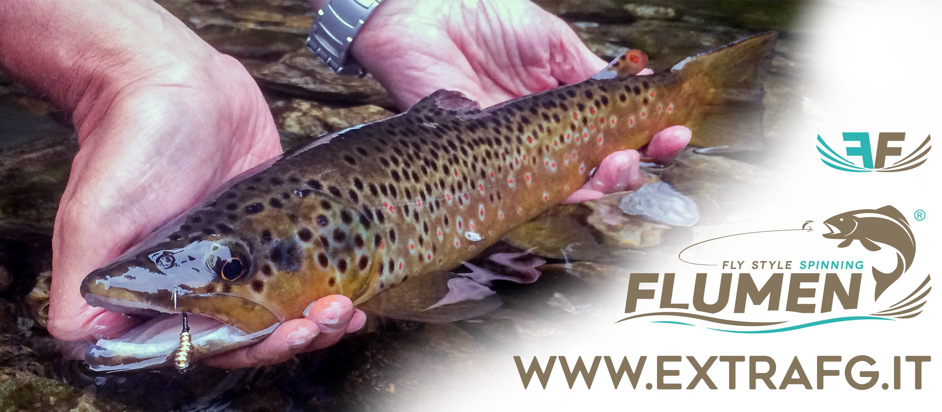 Canne Flumen Fly Style Spinning
