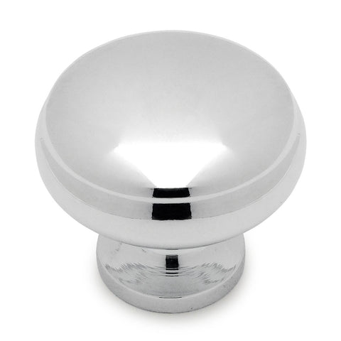 Cosmas 1438CH Polished Chrome Cabinet Knob - Cosmas