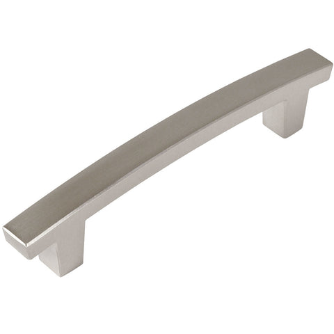 Cosmas 5236SN Satin Nickel Contemporary Arch Cabinet Pull - Cosmas