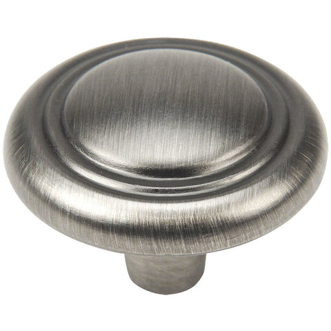 Cosmas 2202AS Antique Silver Cabinet Knob