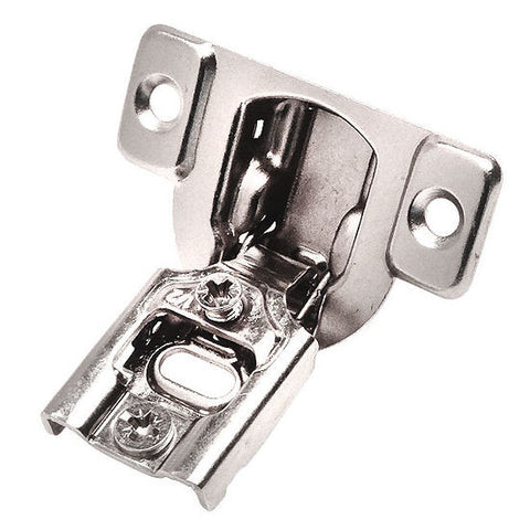 Cosmas 32003 Euro Style Self Closing Compact Concealed Cabinet Hinge 1/2  Overlay  sc 1 st  Cosmas Hardware : cabinet hinge styles - Cheerinfomania.Com