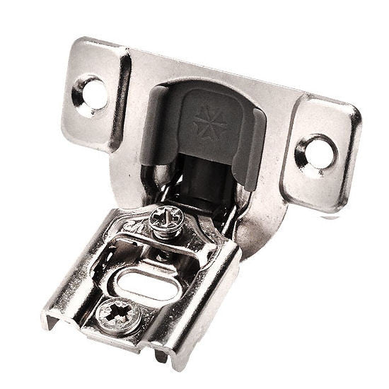 "Cosmas 35007 Euro Style Soft Close Compact Concealed Cabinet Hinge 1/2"" Overlay - Cosmas"