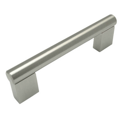 Cosmas 377-030SN Satin Nickel Contemporary Style Bar Pull