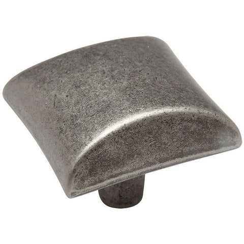 Cosmas 6262WN Weathered Nickel Cabinet Knob - Cosmas