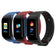 CF1P Waterproof Bluetooth Activity tracker Fitness Band with Heart Rate, Blood Pressure Monitor