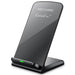 Ultra-Fast Dual coil Qi Wireless charger for Samsung Galaxy, iPhone X/ 8/ 8Plus, and other Phones-Qi Wireless Mobile Phone Charger-BM-CHG-WLS-FST-CurioCity-India