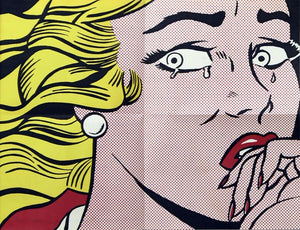Roy Lichtenstein Art for Sale Under $1000