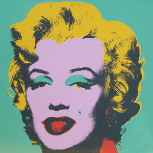 Marilyn Monroe 1967 FS 23, by ANDY WARHOL