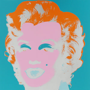 Marilyn Monroe 1967 FS 29, by ANDY WARHOL
