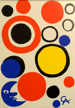 UNTITLED, by Alexander Calder