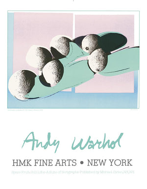 Andy Warhol Cantaloupes 1