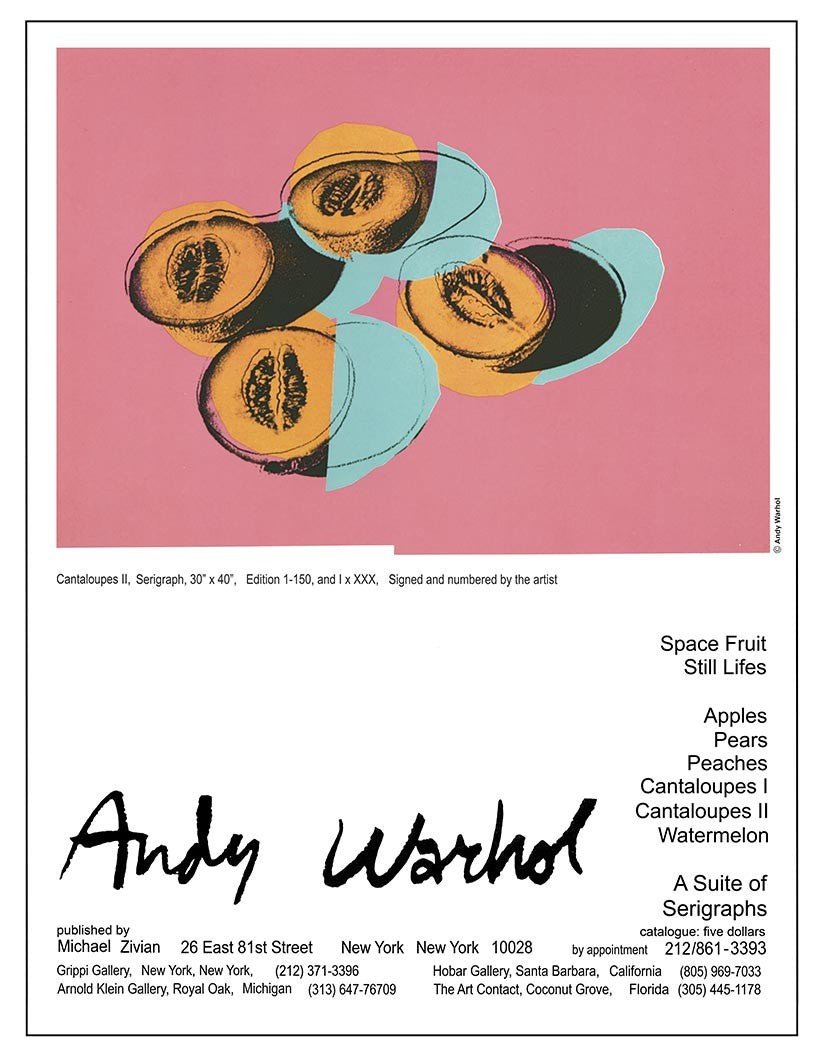 Andy Warhol Cantaloupes 2 (2)