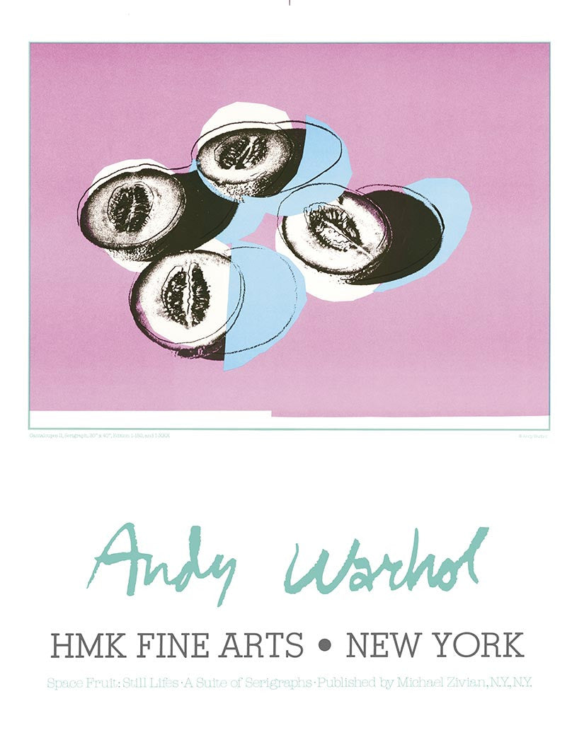 Andy Warhol Cantaloupes 2
