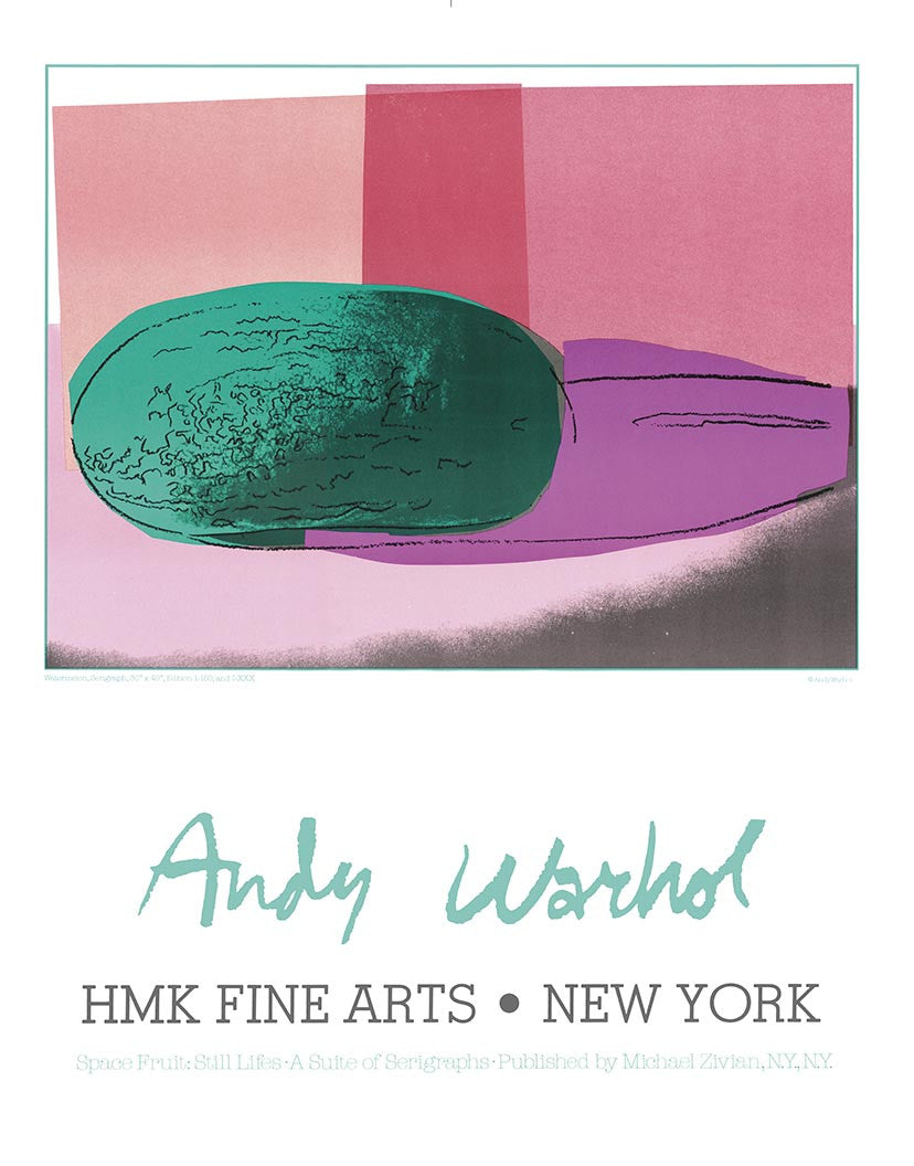 Andy Warhol Watermelon