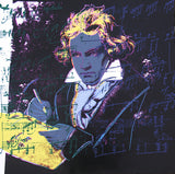 Ludwig van Beethoven by ANDY Warhol