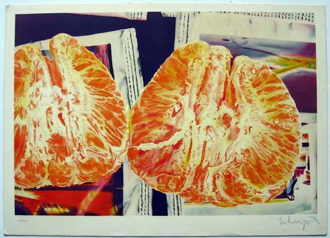 Ben Schonzeit   Tangerine in Sugar, 1972 II