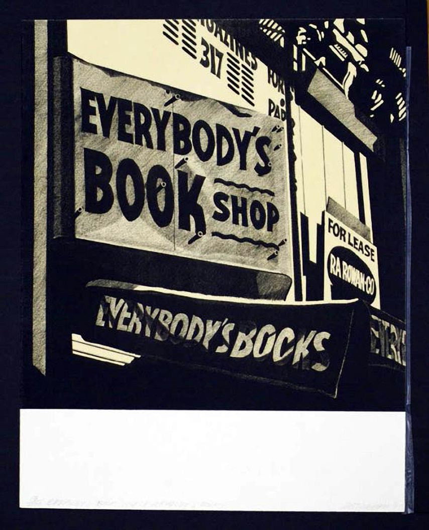 Everybody's Bookstore,