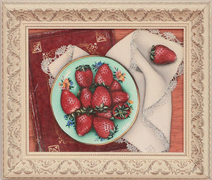 Strawberries, 1997  Susan Powers