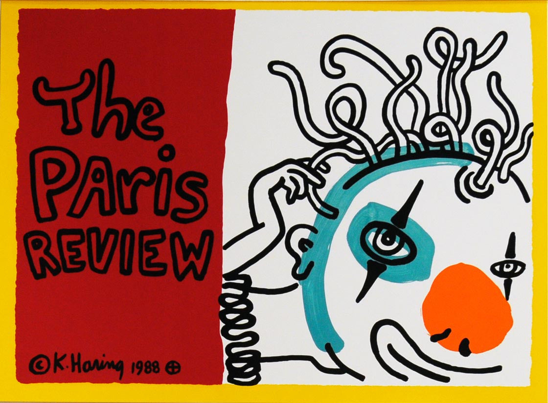 Keith Haring Paris Review