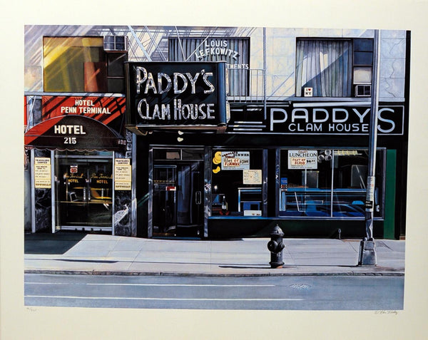 Ken Keeley Paddy's Clam House