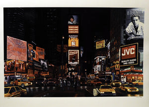 Ken Keeley Times Square Night