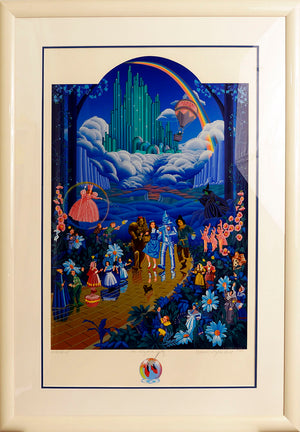 Wizard of Oz 1989   by Melanie Taylor Kent