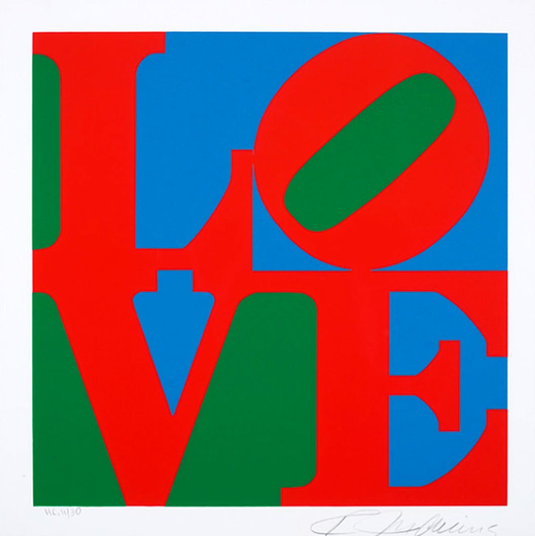 The American Dream, 1997 by Robert Indiana