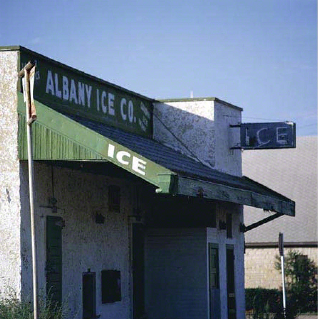 Albany Ice by ROBERT COTTINGHAM