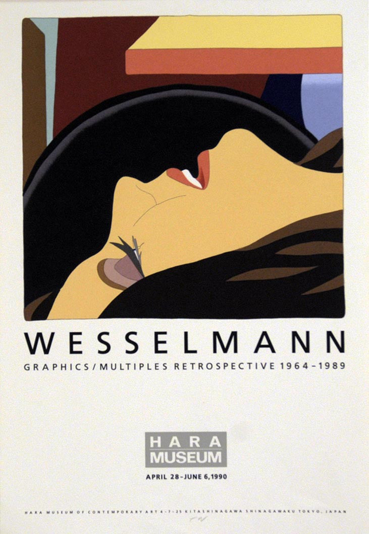 TOM WESSELMANN GRAPHICS