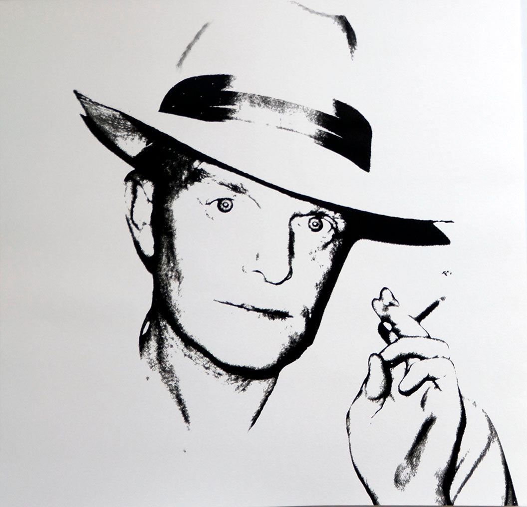 Truman Capote, 1984 by ANDY Warhol