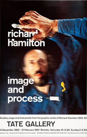Richard Hamilton exhibition 1983 by Richard Hamilton